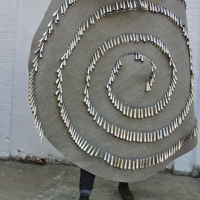 Jingle Spiral (open), 2015
